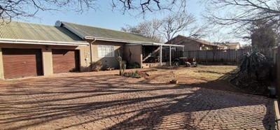 House for sale in Gardeniapark, Bloemfontein